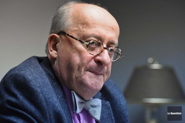 Me René Duval... (François Gervais, Le Nouvelliste)