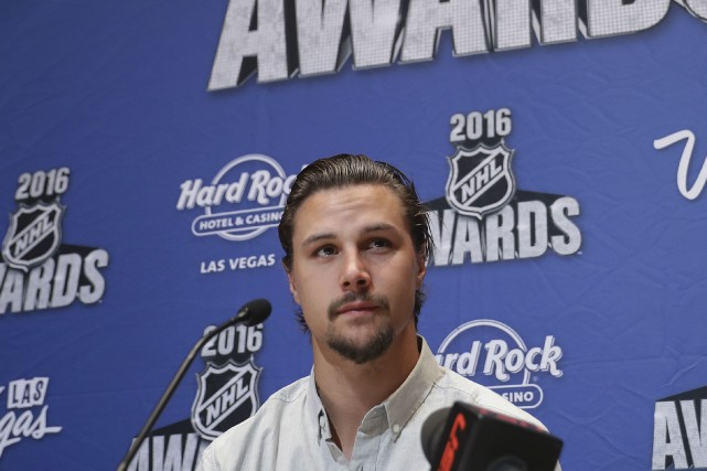 Erik Karlsson affirme ne pas trop s'en faire... (Bruce Bennett, Associated Press)