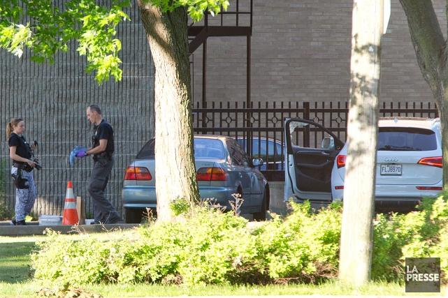 Les patrouilleurs ont découvert un homme de 43ans... (PHOTO DAVID BOILY, LA PRESSE)