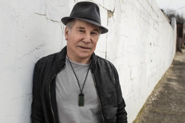 Paul Simon, moitié du duoSimon&Garfunkel, présentera le matériel... (Photo Myrna Suarez, fournie par Universal Music)