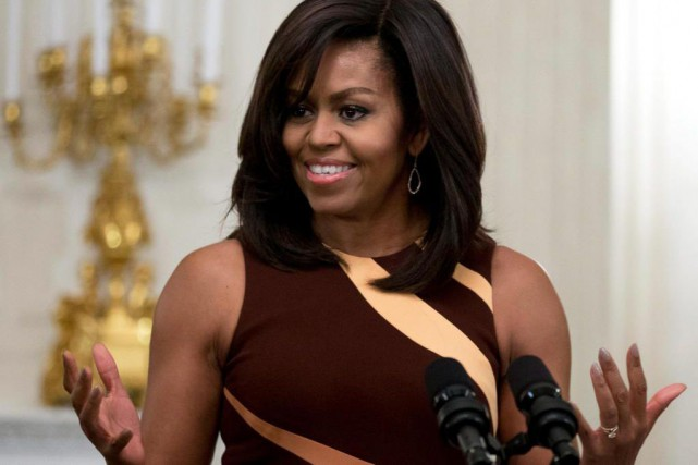 Michelle Obama... (Photo Carolyn Kaster, Archives Associated Press)