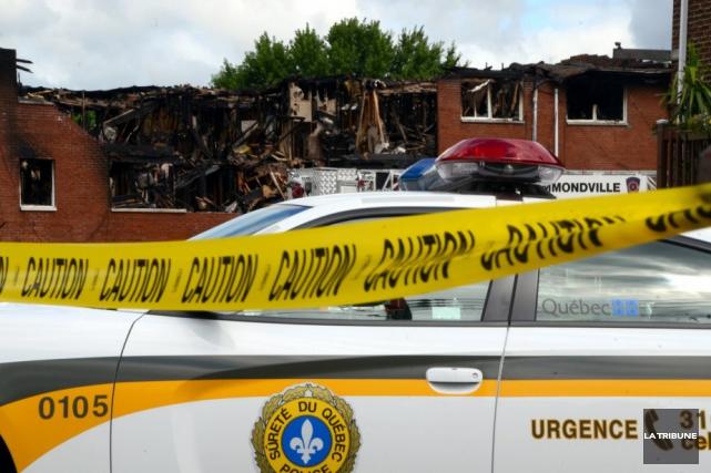 La thèse du feu de friture est confirmée pour expliquer la tragédie de la rue... (Archives La Tribune)