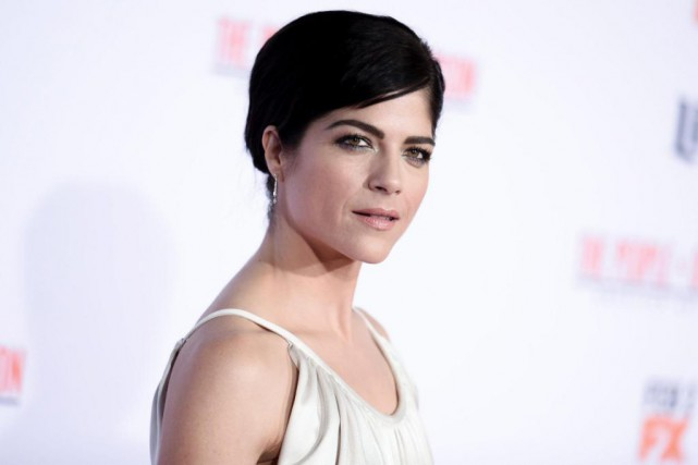 L'actrice Selma Blair... (PHOTO RICHARD SHOTWELL, ARCHIVES ASSOCIATED PRESS)