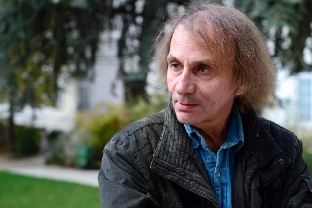 Michel Houellebecq est à l'origined'une exposition au Palais... (PhotoMIGUEL MEDINA, Agence France-Presse)