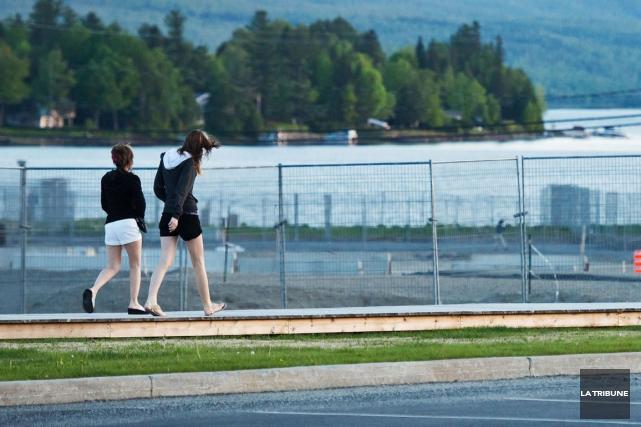 Le gouvernement du Québec a annoncé mercredi midi une nouvelle contribution... (Archives La Tribune, Jessica Garneau)