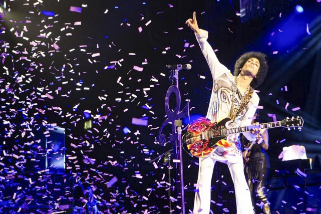 Prince a succombé à une surdose de drogue... (Archives Associated Press)