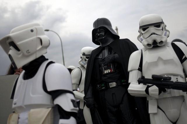 La rumeur courait sur une réapparition de Dark... (archives Reuters)