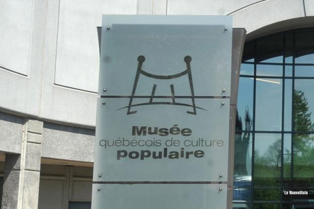 La Fondation du Musée québécois de culture populaire a lancé une campagne de... (Stéphane Lessard, Le Nouvelliste)