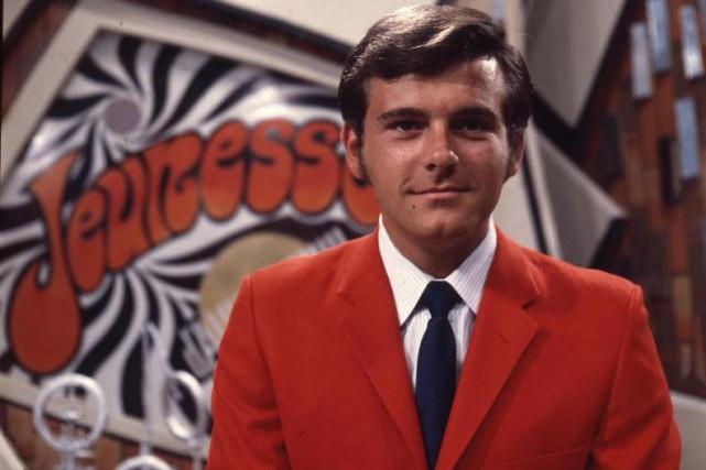 En 1962,Télé-Métropole a embauché Pierre Lalonde comme coanimateur... (PHOTO ARCHIVES LA PRESSE)