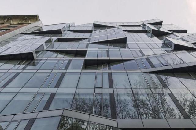 Parmi les projets résidentiels de la deuxième édition... (PHOTO ALAIN LAFOREST, FOURNIE PAR ATELIER BIG CITY)