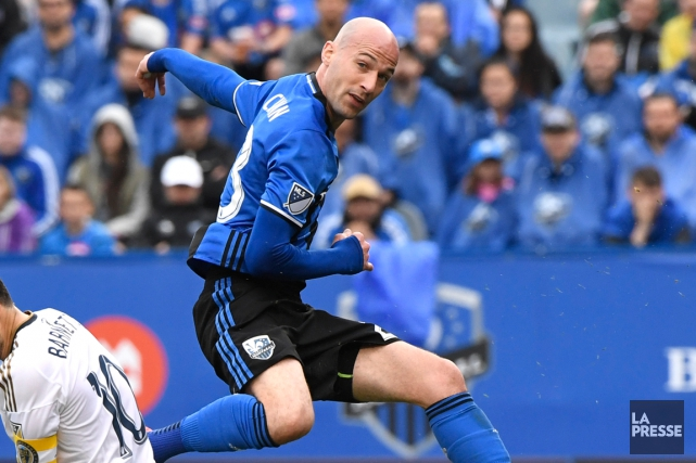 Laurent Ciman... (Photo Bernard Brault, La Presse)