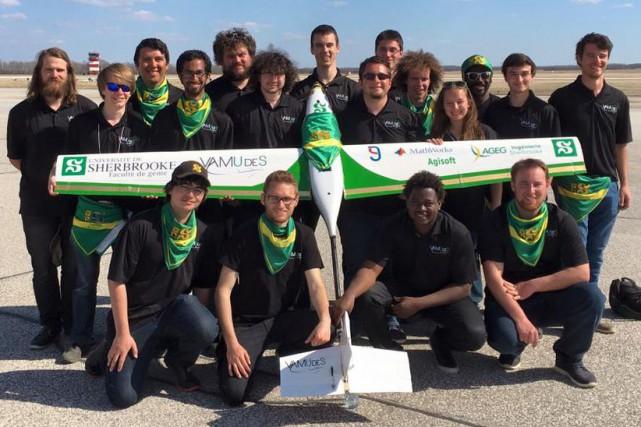Les membres de l'équipe VAMUdeS.... (Photo fournie)