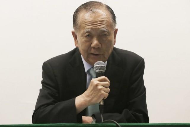 Kim Dong-Ho... (PHOTO AP)