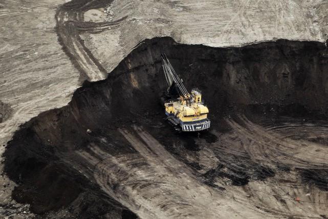 Le principal lobby du secteur pétrolier et gazier... (PHOTO ARCHIVES BLOOMBERG)