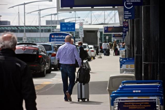 «Les aéroports canadiens paient des loyers coûteux pouvant... (Photo André Pichette, Archives La Presse)
