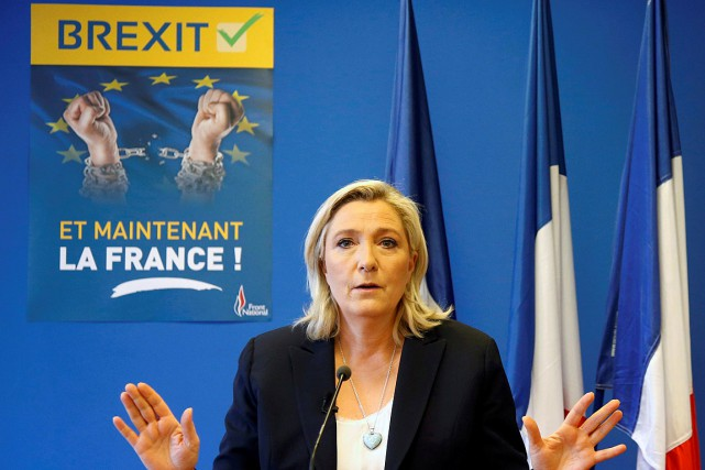 Alors que la France compte parmi les six... (Photo Jacky Naegelen, Reuters)