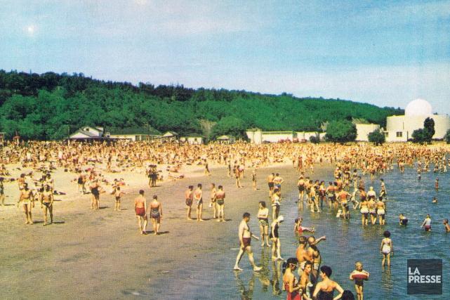 Quand l'été arrivait, si vos parents n'avaient pas... (Archives de la Ville de Québec # N023202)