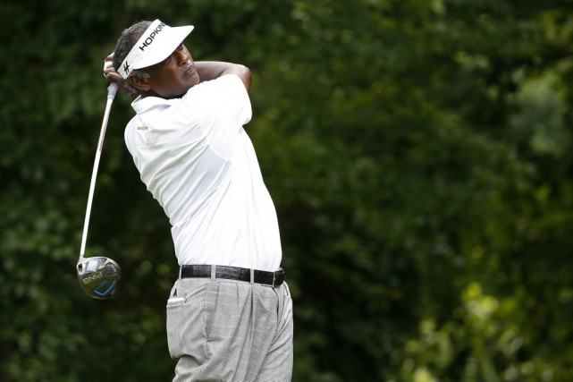 Vijay Singh... (PHOTO Geoff Burke, USA TODAY Sports)