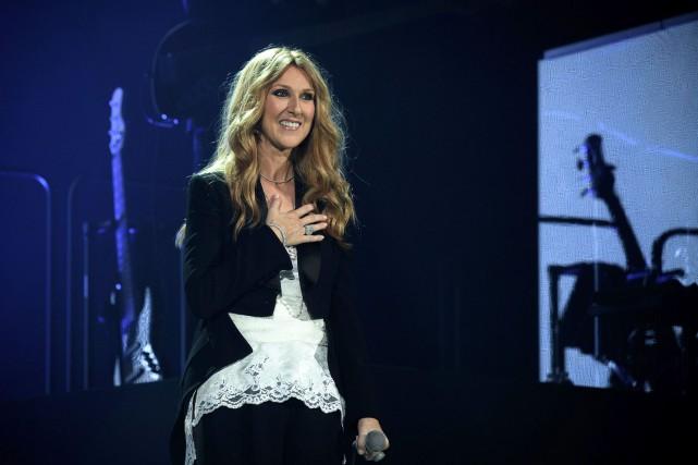 Céline offrira neuf spectacles à Bercy, qui sont... (AFP, PHILIPPE LOPEZ)