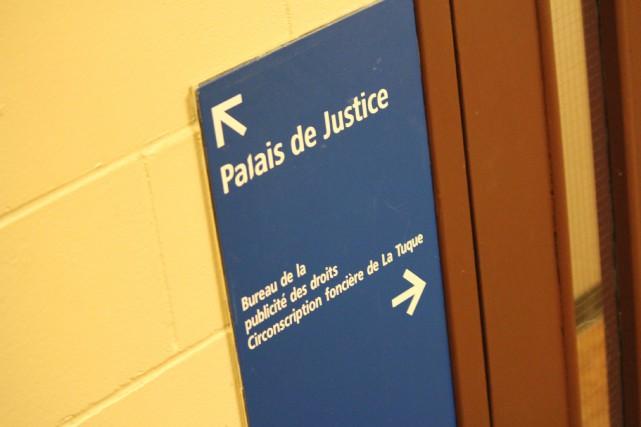 Alors que son procès devait se poursuivre, jeudi, Jonathan Gobeil, a décidé de... (Audrey Tremblay)