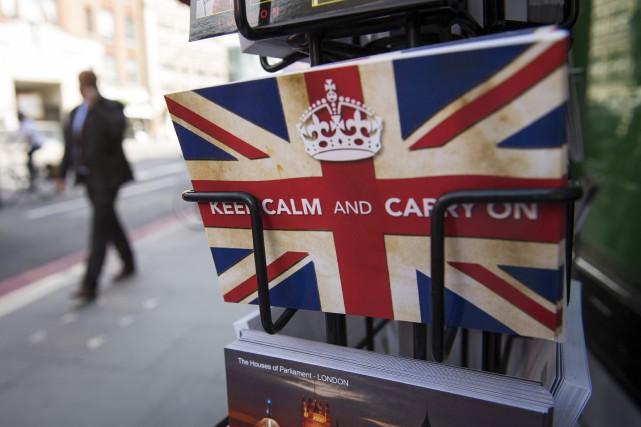 Le Royaume-Uni doit lancer les négociations sur sa... (Agence France-Presse)
