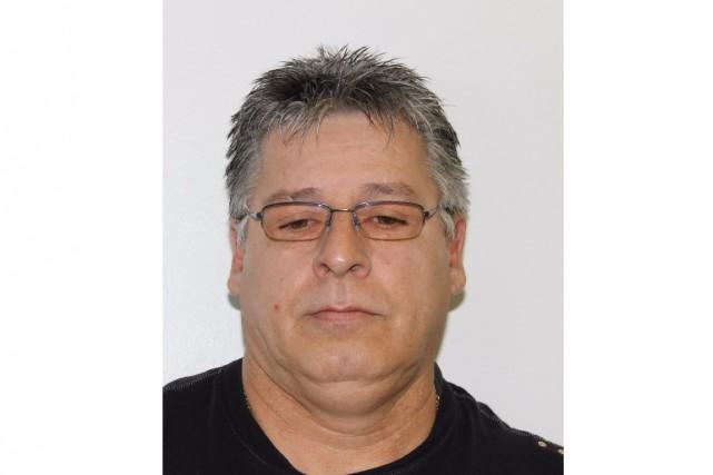 André Robitaille, un homme de 57 ans, manque à l'appel depuis le 12 juin...
