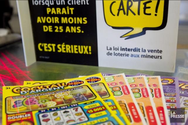 À force de réclamer ses gains, les autorités... (Archives La Presse, Hugo-Sébastien Aubert)