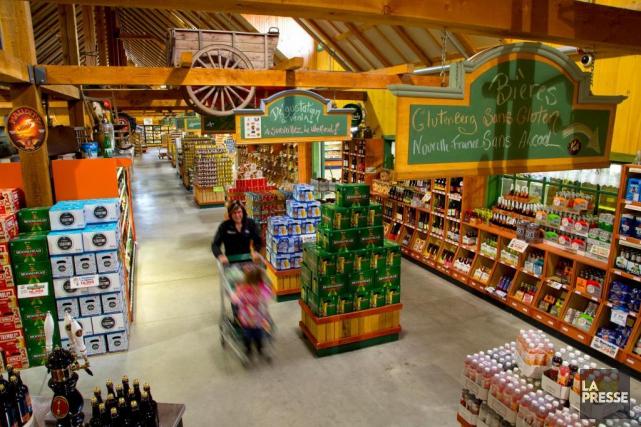 La Ferme Régis est une entreprise de Notre-Dame-des-Prairies.... (PHOTO ALAIN ROBERGE, ARCHIVES LA PRESSE)
