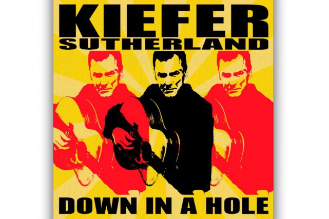 FOLK-ROCK, Down in a Hole, Kiefer Sutherland...