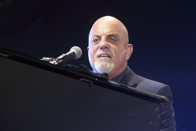 Billy Joel... (Photo AP)