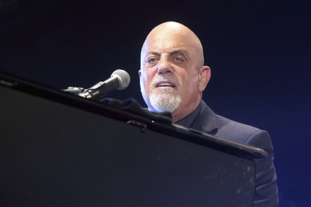 Billy Joel - ici lors d'un concert à... (Owen Sweeney, Associated Press)