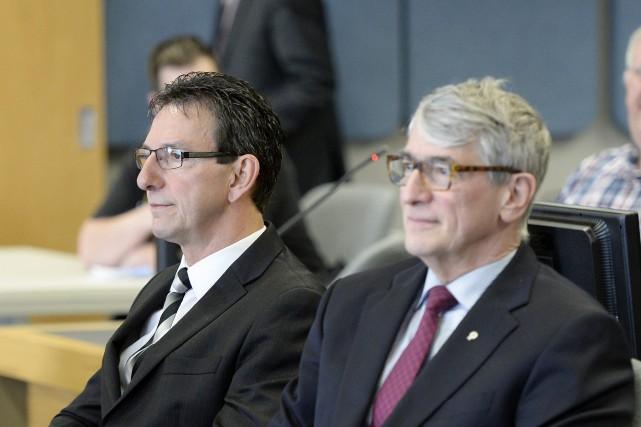 Saguenay a déboursé 132 628$ dans le dossier... (Archives, Le Progrès-dimanche)