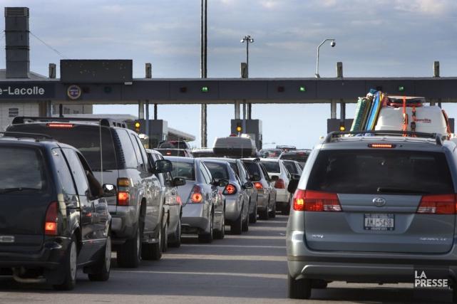 Chaque année, plus de deux millions de voyageurs... (Photo: Archives La Presse)