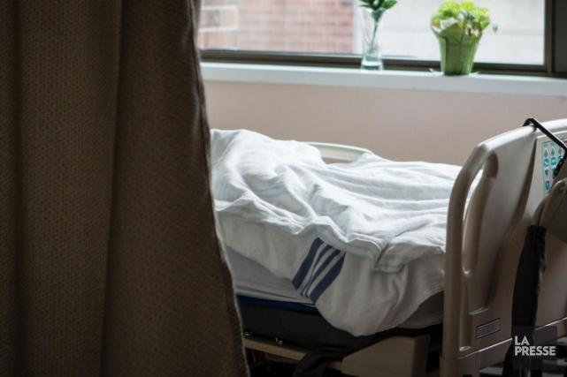Comparativement aux autres hôpitaux du territoire du CIUSSS... (Photo Mathieu Waddell, archives La Presse)