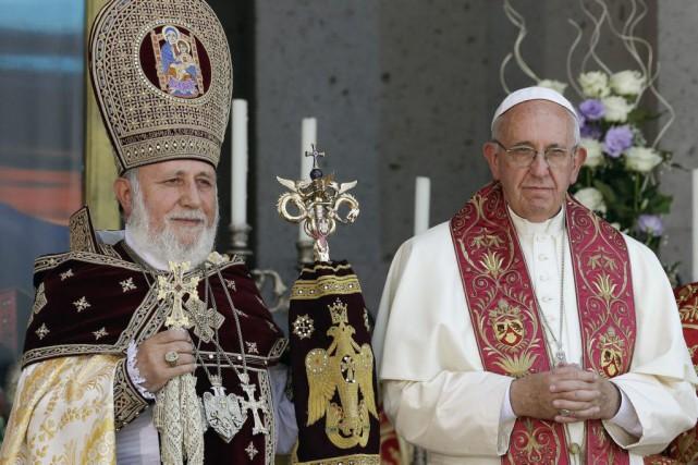 Un porte-parole du Vatican a répondu que le... (PHOTO AP)