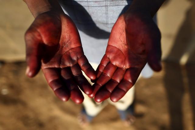Quelque 11 millions de sans-papiers vivent aux États-Unis... (PHOTO Edgard Garrido, REUTERS)