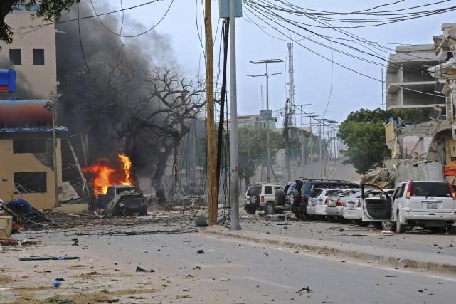15 personnes ont été tuées lors d'une attaque... (Agence France-Presse)