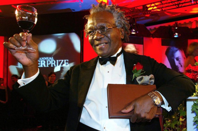 Austin Clarke... (Photo La Presse Canadienne)