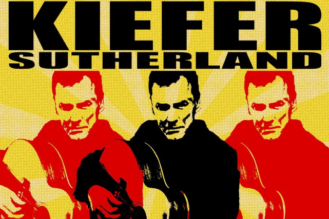 Down in a hole, de Kiefer Sutherland...