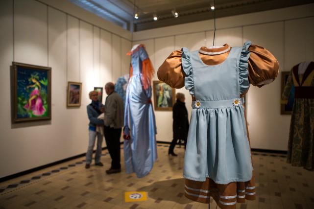 Le musée Pierre-Boucher... (Olivier Croteau)