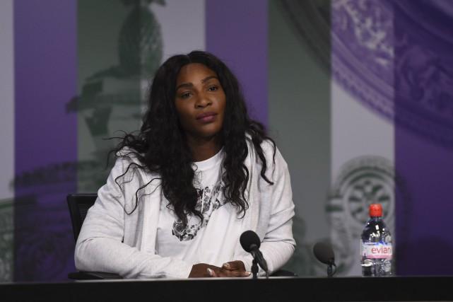 Williams entamera le tournoi de Wimbledon à titre... (Agence France-Presse)