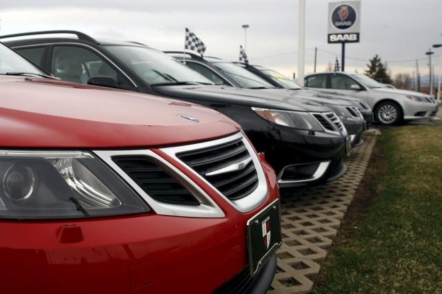 Saab avait vendu ses activités du monde de...