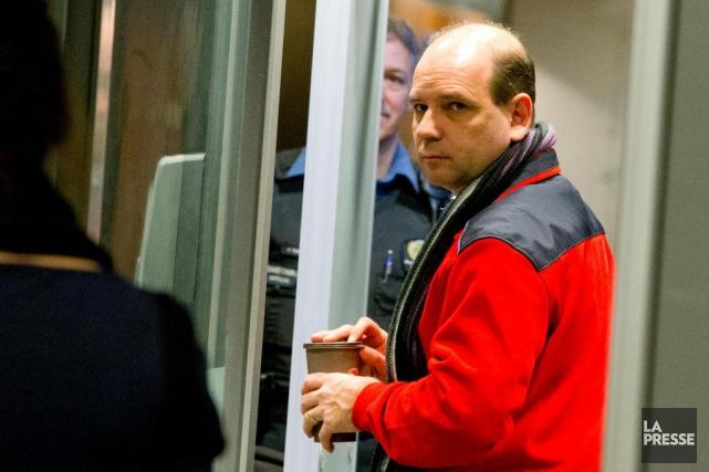 Louis-Pierre Lafortune est au nombre des accusés toujours... (PHOTO ARCHIVES LA PRESSE)
