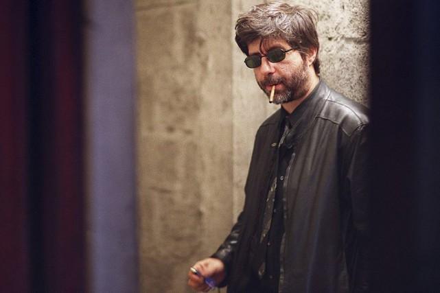 Maurice G. Dantec en 2003.... (PHOTO ARCHIVES AFP)