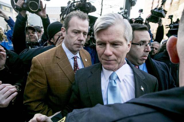 Robert McDonnellavait été reconnu coupable en 2014 d'avoir... (PHOTO Jay Westcott, ARCHIVES REUTERS)
