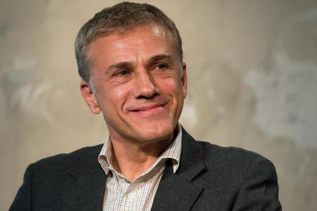 L'acteur autrichien Christopher Waltz a attaqué dimanche le premier ministre... (PHOTO ARCHIVES AP)