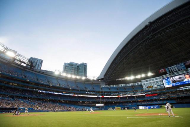 «Cette saison, les Blue Jays ont déjà disputé... (Photo Frank Gunn, archives La Presse Canadienne)