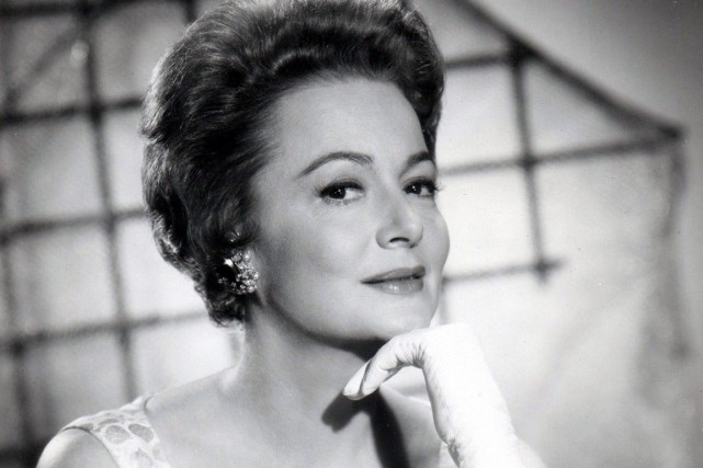 Olivia de Havilland dans Lady in a Cage... (PHOTO WIKIPÉDIA)
