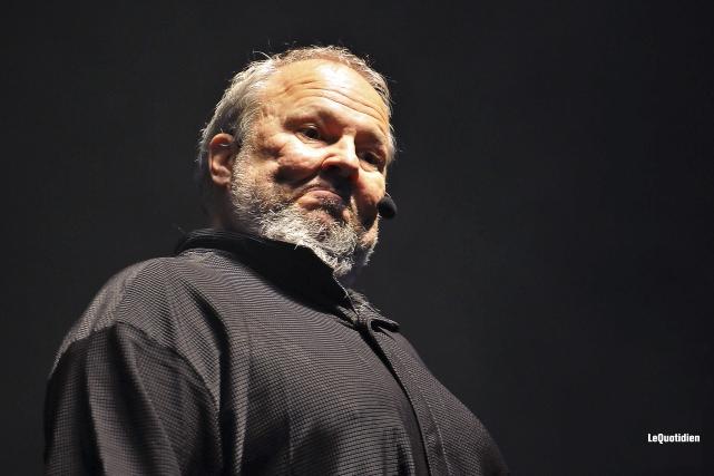 Jean-Marc Parent ouvrira le Festival de la Curd,... (Rocket Lavoie, Archives Le Quotidien)