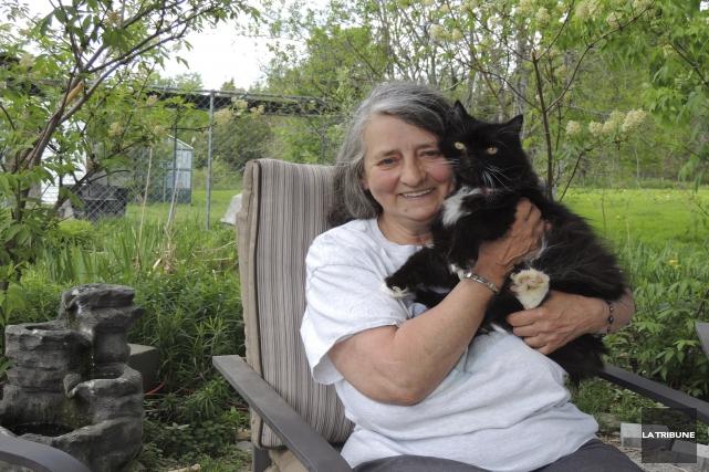 Pour plusieurs personnes, aimer les animaux, s'en occuper et les défendre,... (La Tribune, Ronald Martel)